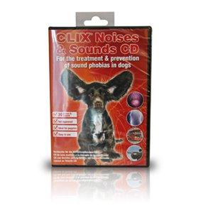 Geluidentraining-cd in een dvd hoes