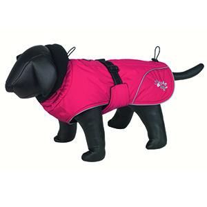 Hondenjas van Nobby rood en zwart