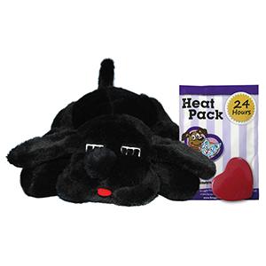 Snuggle puppy Zwart