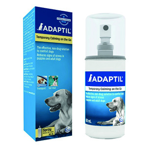 Adaptil spray flacon van 60 ml voor stress bij honden