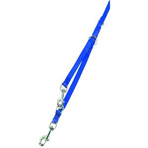 Blauwe politiehondenlijn, verstelbaar