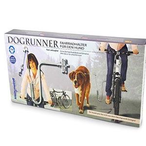 Fietsbeugel Dogrunner voor de hond te bevestigen aan de fiets