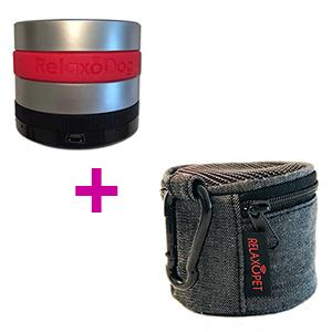 Relaxodog voordeelpakket van Relax-O-Dog Smart met draagtas