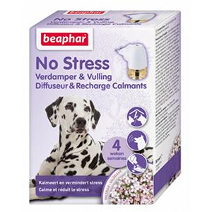 Beaphar No Stress Verdamper voor in stopcontact met vulling