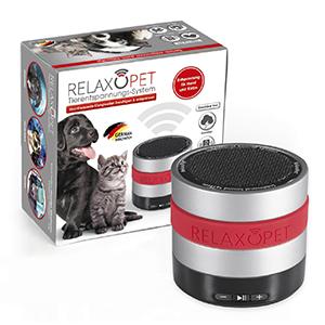Relaxopet Dog & Cat in een doos verpakte geluidsmodule