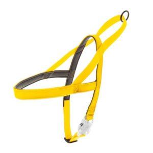 Ferribella Hondentuig met verlichting (geel)
